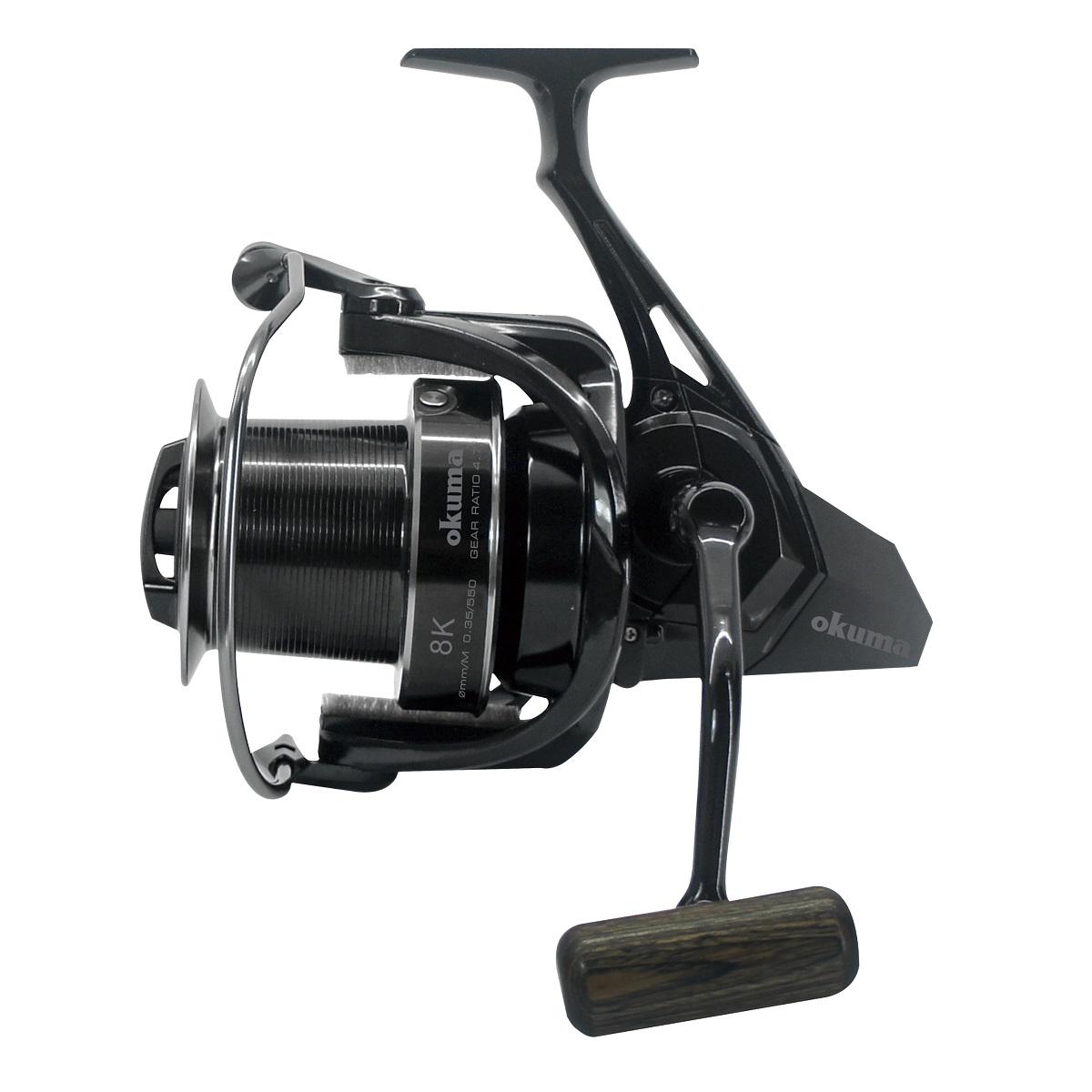 8k Spinning Reel Okuma Fishing Rods And Reels Okuma Fishing Tackle Co Ltd