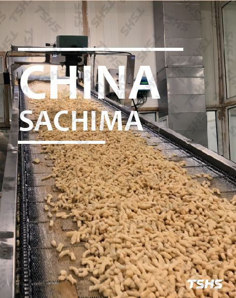 China- Sachima fine continui, editions Filter