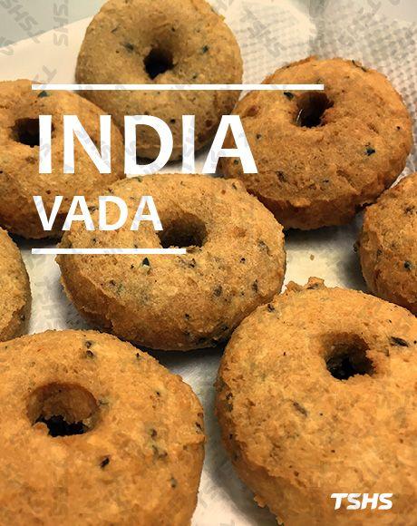 "Indijos ""Vada"" formavimo mašina"