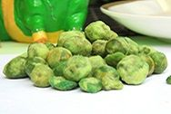 Fried Green Pea