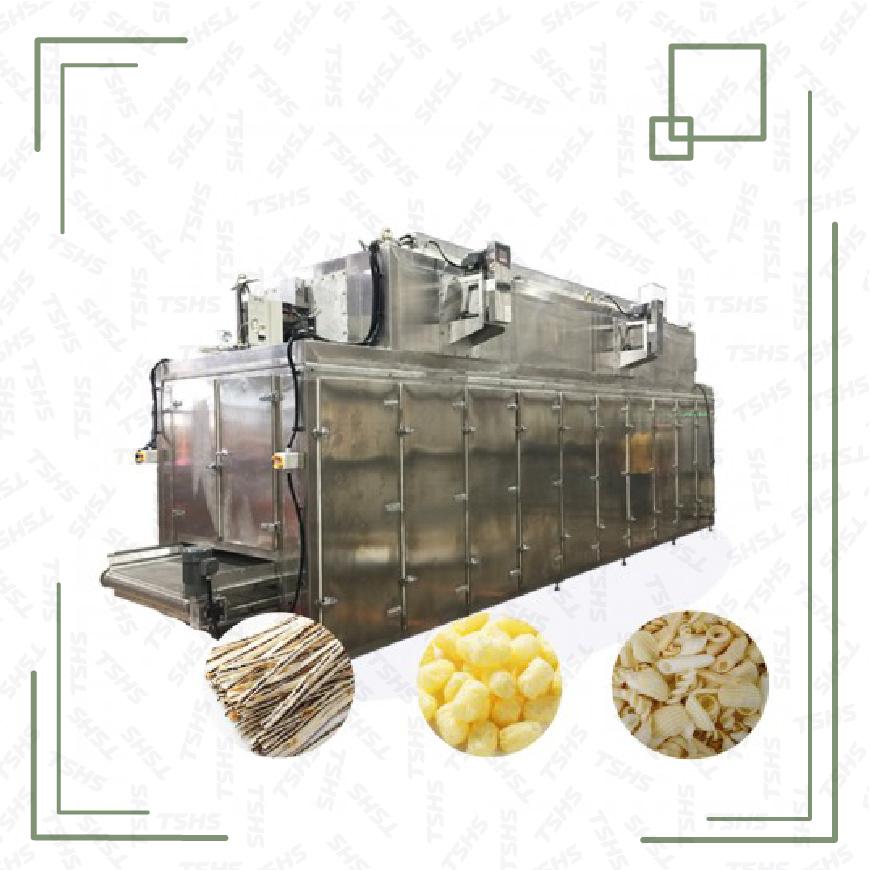 Автоматична сушилня тип конвейер