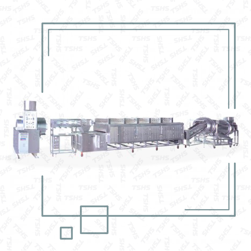 Grain Puff Production Line | Processing Machinery & Turnkey Project