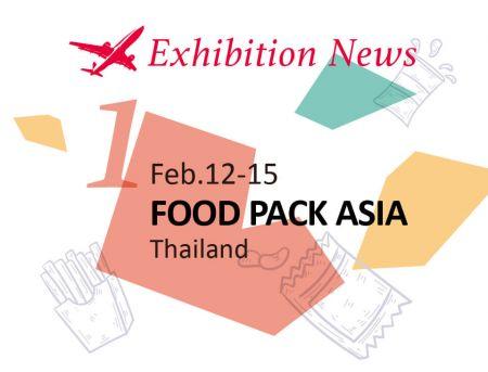 La exposición en Tailandia