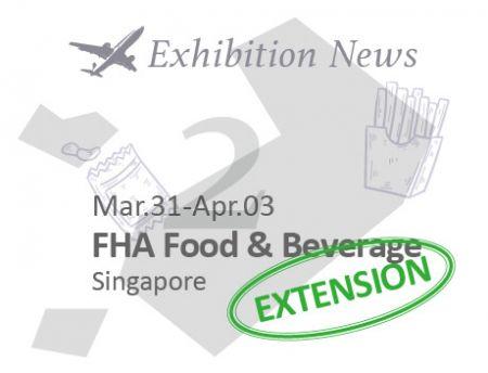 La exposición en Singapur