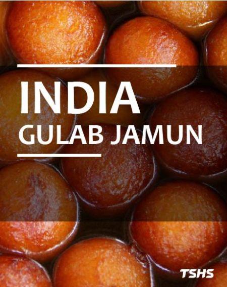 印度-甜湯圓GULAB JAMUN-自動化油炸機 - 印度自動化油炸機