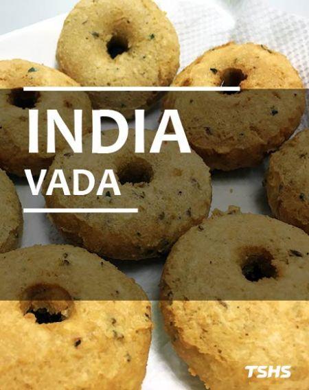 印度-Vada (鹹鹹圈)-自動化成型機 - 印度Vada生產