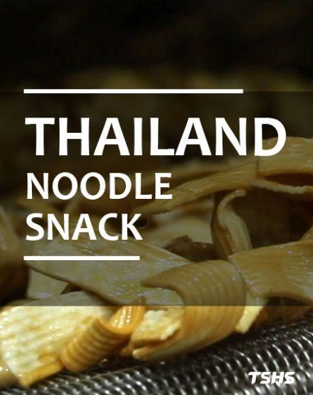 泰國-麵條餅生產線 - 張君雅點心麵生產線