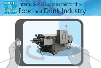 Näyttely ◆ ANUTEC International FoodTec India 2018