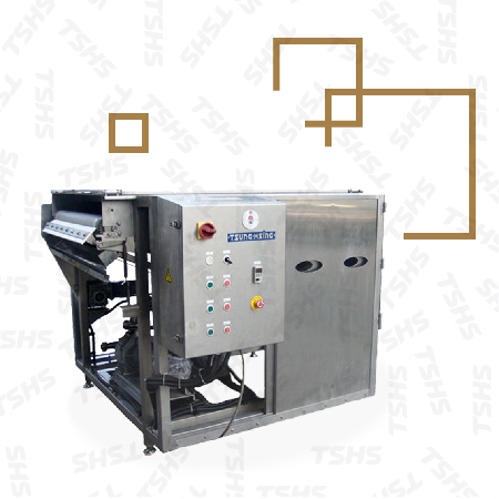 Continuous Fine Filter Machine
