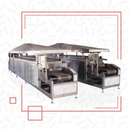 Fish Shred Production Line - Fish Shred Food Processing