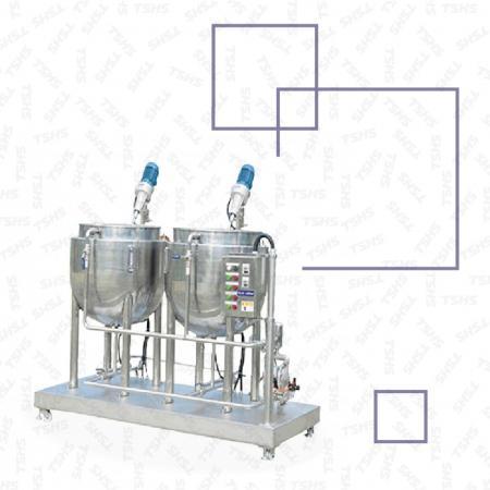 Flavor Liquid Mixer Machine