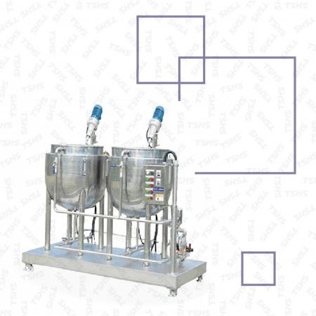 Flavour Liquid Mixer Machine - Flavour Liquid Mixer