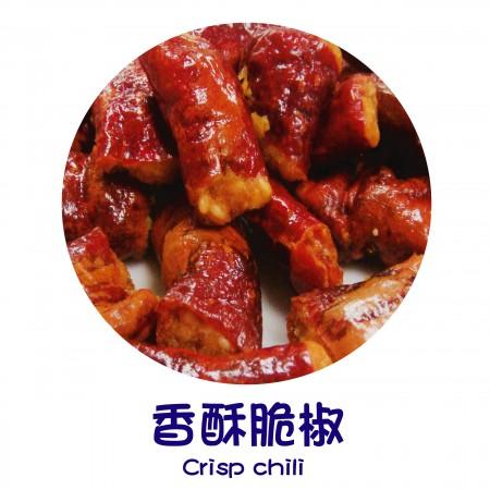 Finish Products – Crisp Chili
