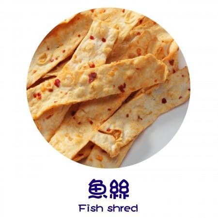 Finish Products – Fish Shred