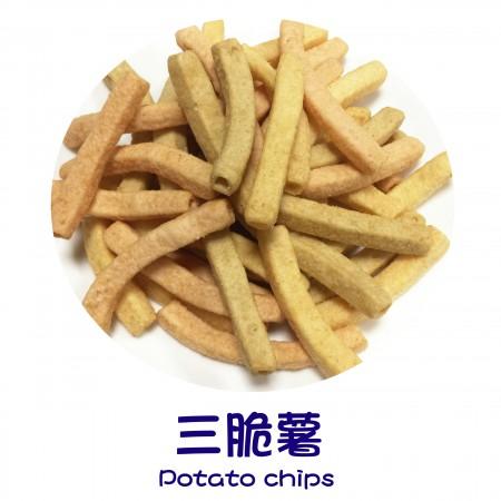 Finish Products – Potato Chips