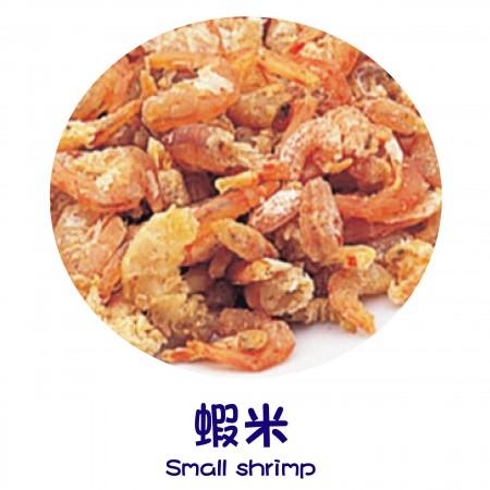 Finish Products – Small Shrimp