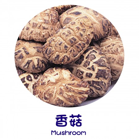 Finish Products – Mushroom