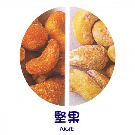 Finish Products – Nut