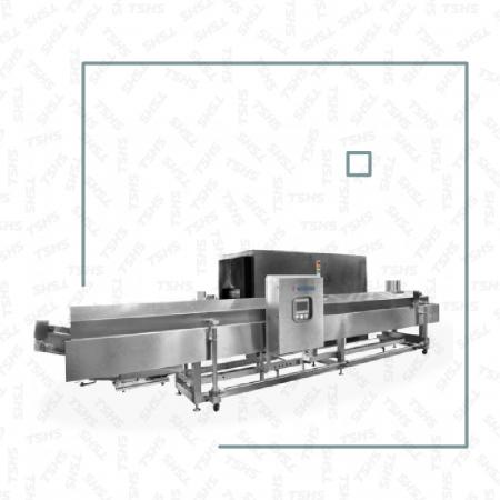 Heavy Capacity Continuous Automatic Fryer - Fryin Heavy Duty Fryer