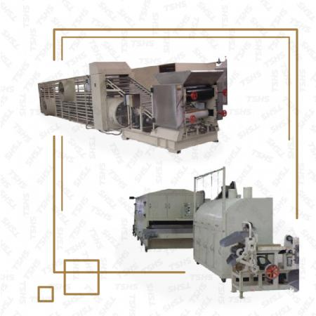 Ligne de production de collations à granulés - Gonfler (granulés) Transformation des aliments