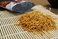 Noodle Snack(Thin) - Noodle Snack(Strip)