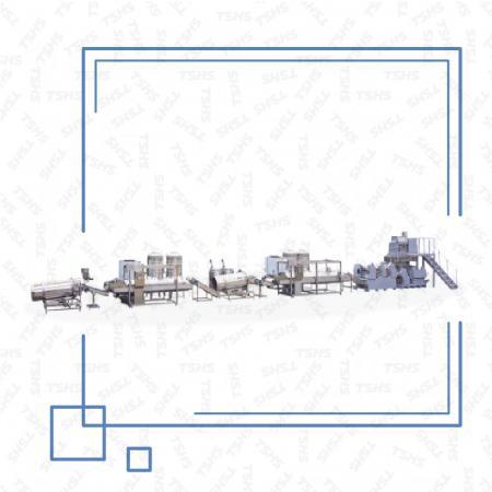 Ligne de production de collations aux nouilles - Transformation des aliments pour collations aux nouilles