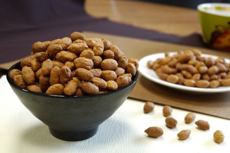 Butter Coated Peanuts Machine And Equipment Supplier