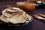 Chips de taro - Chips de taro