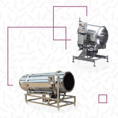 Rotary Seasoning Drum Equipment - Rotary Seasoning Drum