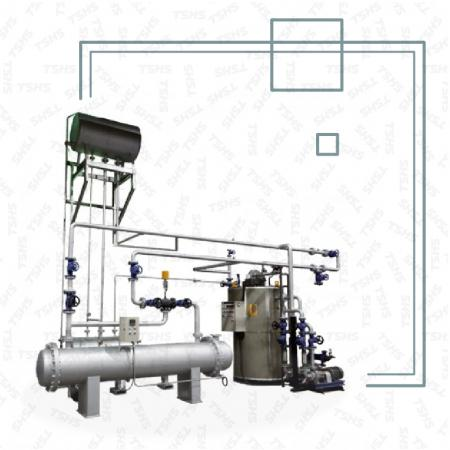 The Heat Transfer Oil Heating System - The Heat Transfer Oil Heating System