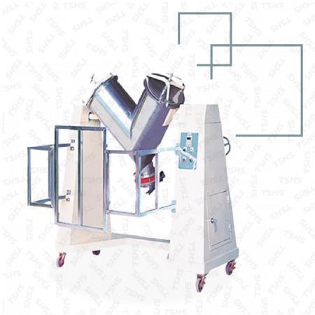 Maszyna do mieszania typu V