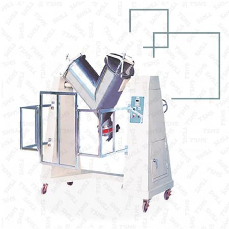 V Type Mixer Machine - V Type Mixer