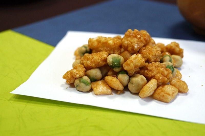 Seasoning Nuts