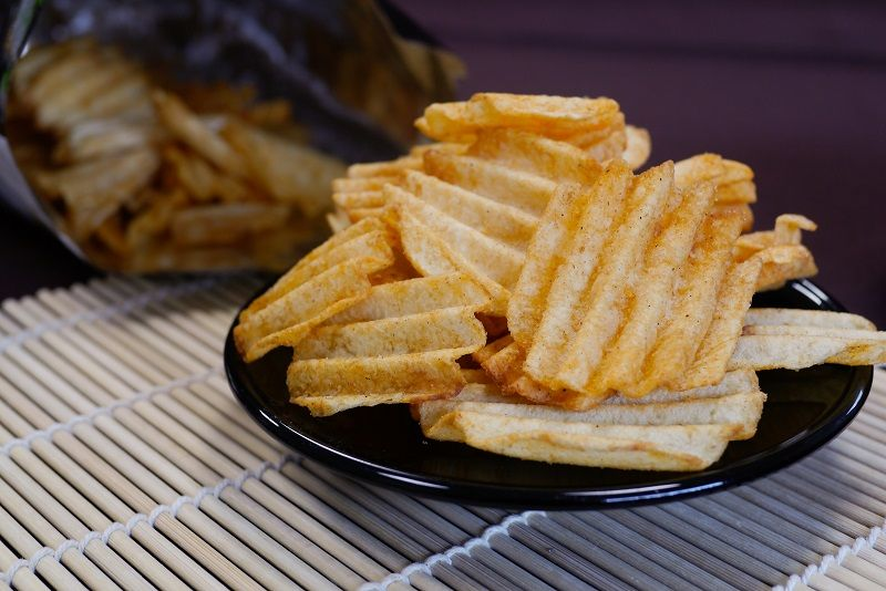 Potato Chips (Wave)