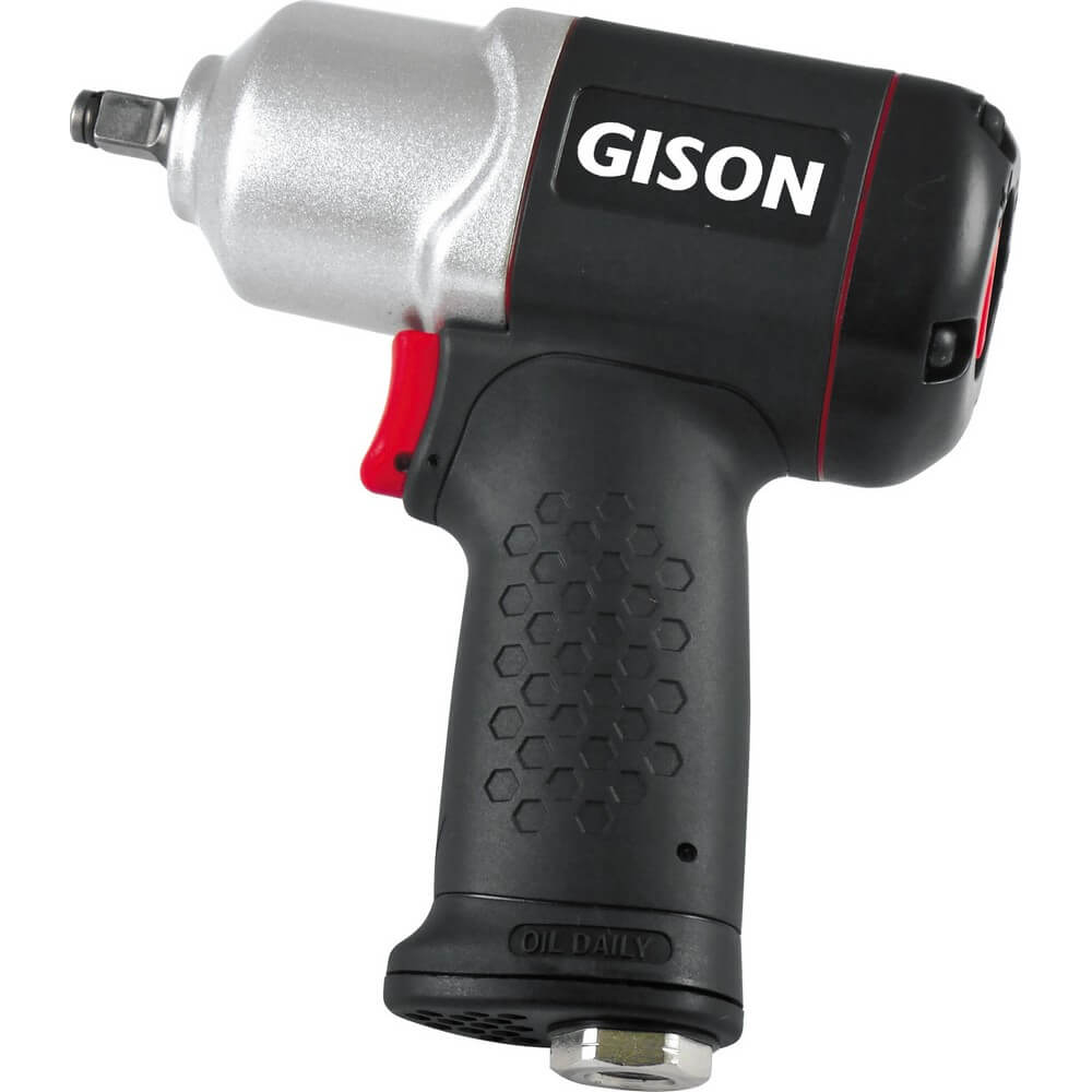 "3/8"" Composite Air Impact Wrench (450 ft.lb) - 3/8"" Composite Pneumatic Impact Wrench (450 ft.lb)"