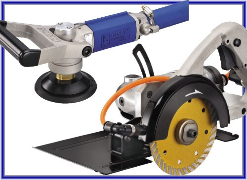 Wet Air Tools for Stone,Granite,Marble - Wet Air Tools for Stone,Granite,Marble