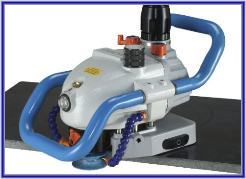 Wet Air Stone Router / Milling Machine - Air Stone Router / Milling Machine