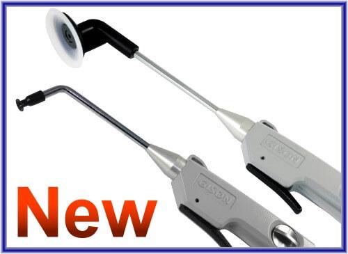 Удобни инструменти за подаване на въздушни вакууми - Удобен въздушен вакуумен смукач и въздушен пистолет