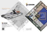 2020 GISON Nassluftwerkzeuge für Stein, Marmor, Granit Industriekatalog - 2020 GISON Nassluftwerkzeuge für Stein, Marmor, Granit Industriekatalog