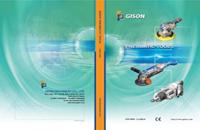2005-2006 GISON Outils pneumatiques, Catalogue d'outils pneumatiques - 2005-2006 GISON Outils pneumatiques, Catalogue d'outils pneumatiques