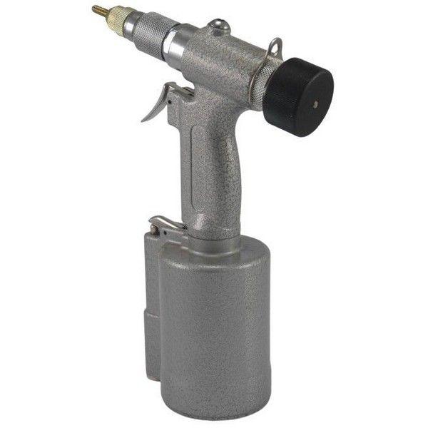 Air Hydraulic Rivet Nut Tool (3-12mm,1650 kg f, Semiautomatic