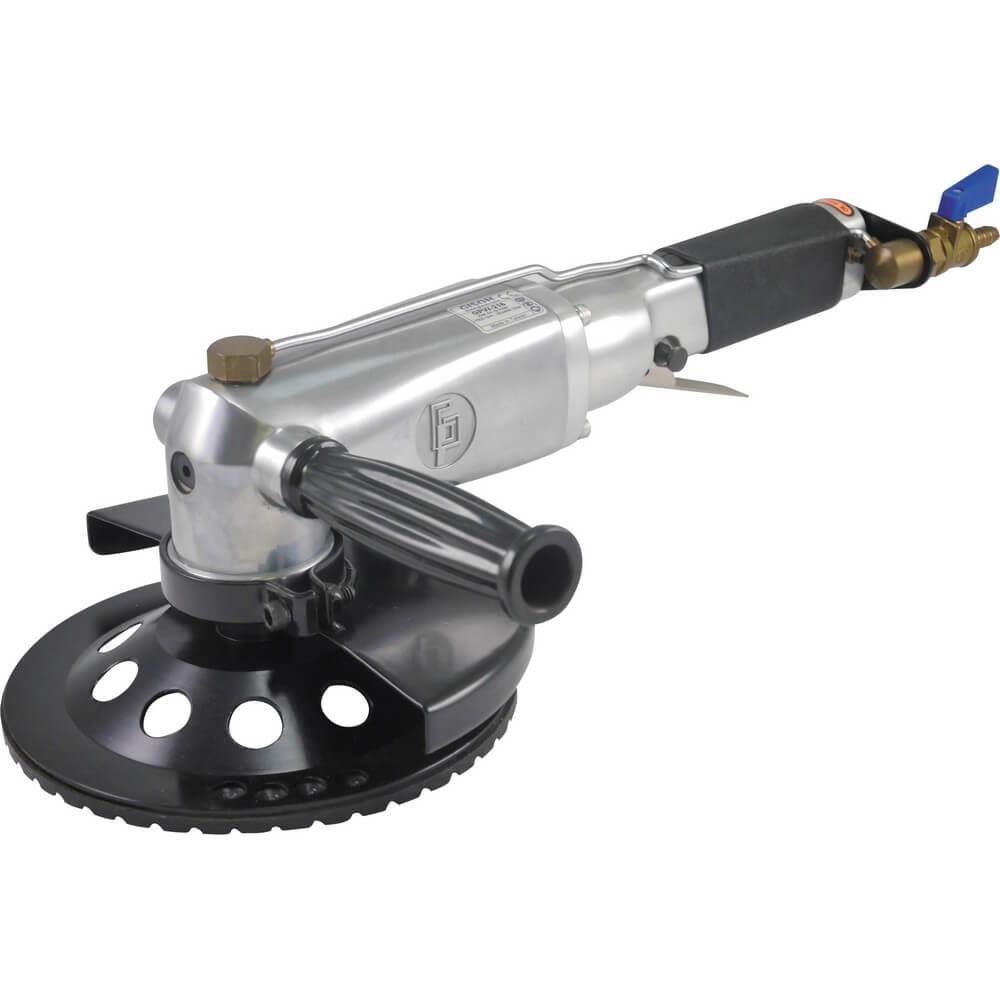 Wet Air Grinder for Stone (7000rpm) - Pneumatic Wet Stone Grinder (7000rpm)