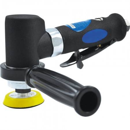 "2"" 100 degree Mini. Air Angle Polisher (3500rpm, No Gear, Rear Exhaust)"
