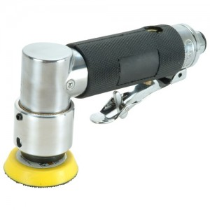 "2"" Dual Action Mini Air Angle Sander (15000rpm)"