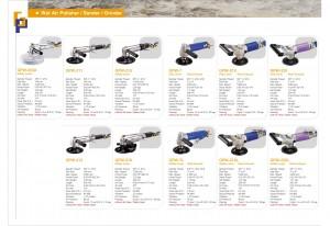 Wet Air Sander, Polisher, Penggiling. Mesin Profil Udara Basah. Mesin Pengaliran Udara Basah. Gergaji Batu Udara Basah