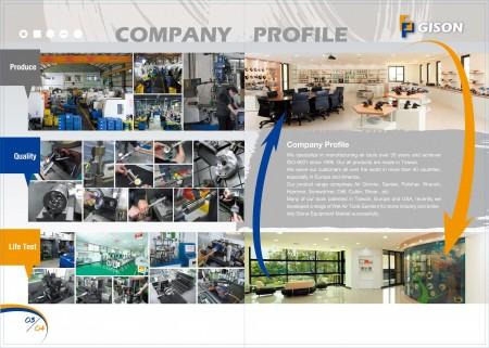 GISON profil společnosti