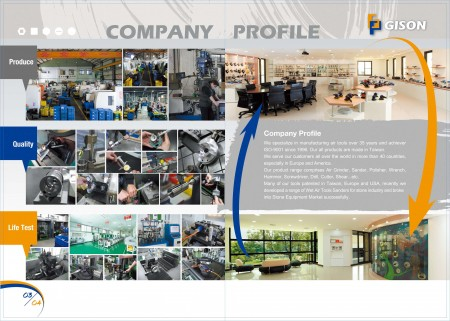 Profil firmy GISON