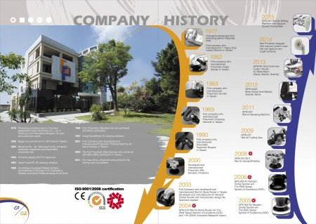 História da empresa GISON
