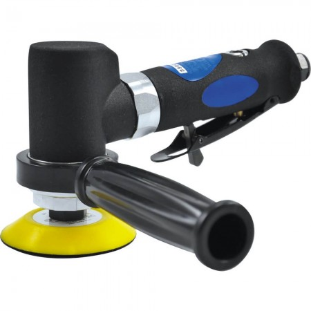 "3"" 100 degree Mini. Air Angle Polisher (3500rpm, No Gear, Rear Exhaust)"