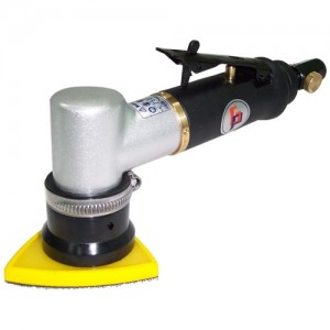 "3"" Dual Action Mini Air Angle Delta Sander (16000rpm)"